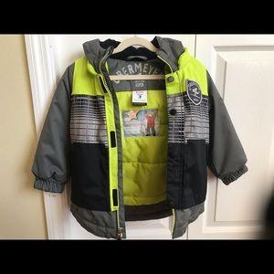 Obermeyer boys jacket